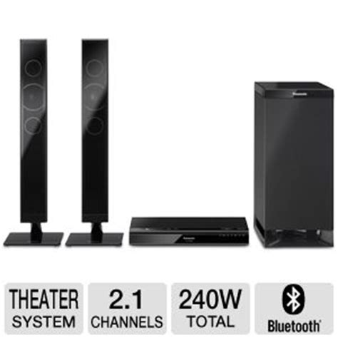 panasonic sc htb350 home theater system 2 1 channel