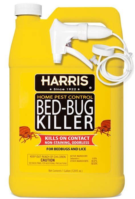 harris bed bug killer buy the harris hbb 128 harris bed bug killer spray