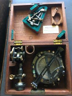 vintage antique leupold volpel surveying compass circa