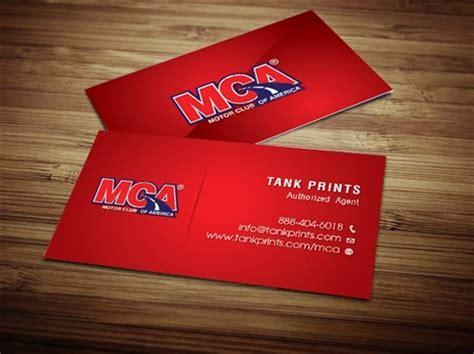 mca business card template mca business card design 1