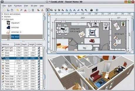 mobili sweet home 3d i migliori software per arredare casa gratuitamente