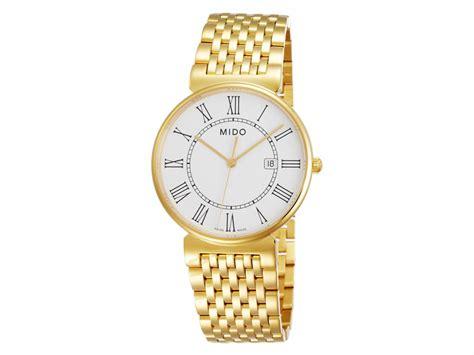Mido Dorada M0096103302100 reloj mido dorado precio