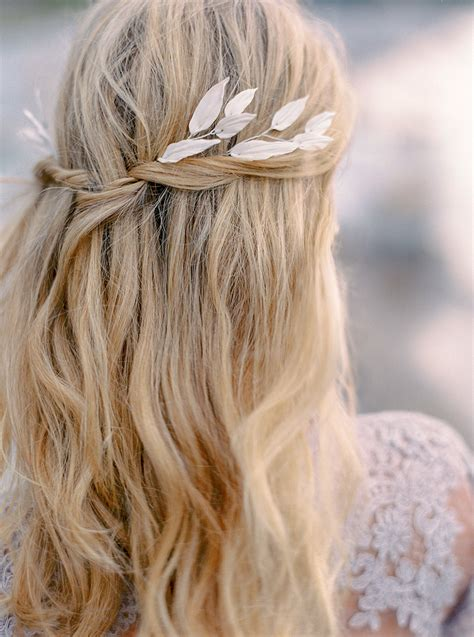 Easy Hairstyle Accessories by Easy Hairstyle For A Bohemian The