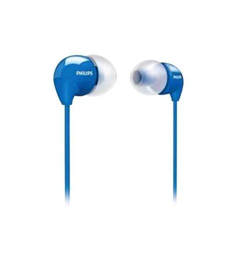 Philips In Ear Headphones She 3590 philips she3590 98 in ear earphones blue without mic buy philips she3590 98 in ear earphones