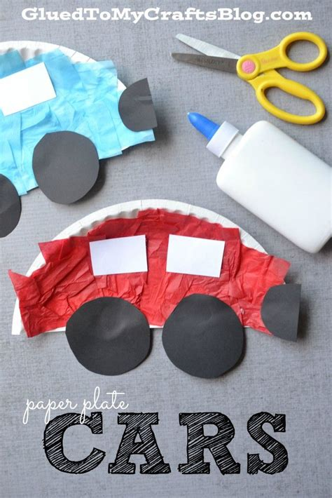Car Paper Craft - 141 best transportation theme images on crafts