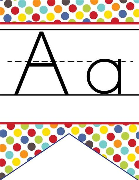 printable alphabet banner for classroom 17 best images about circus classroom decor on pinterest