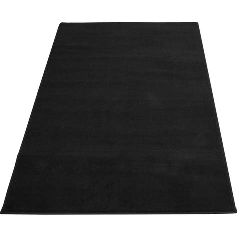argos black rug buy maestro plain black rug 80 x 150cm at argos co uk your shop for rugs and mats