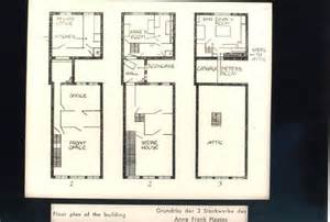 Anne Frank Secret Annex Floor Plan by Richard Chadwick Interior Sketches Blog November 2011