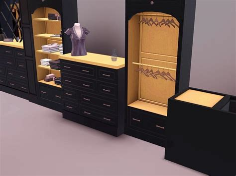 Description Of Bedroom by Flovv S Brown Cherry Closet