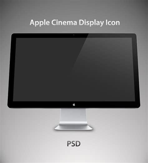 wallpaper for apple cinema display apple cinema display 27 psd by jakeroot on deviantart