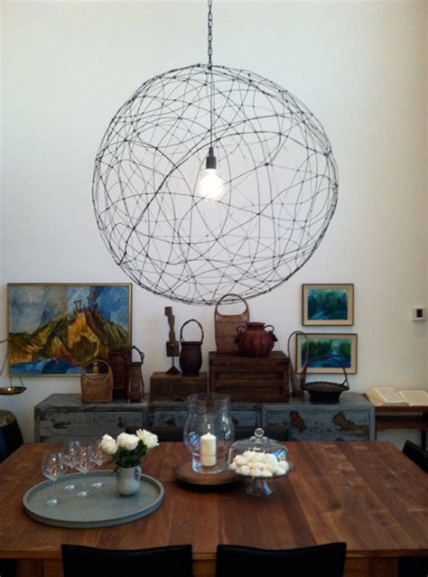 Diy Wire Chandelier Diy Ls That Will Brighten
