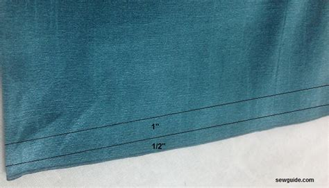 How To Do A Blind Stitch On A Sewing Machine Blind Stitch The Hem Of A Pants By Hand And By Machine