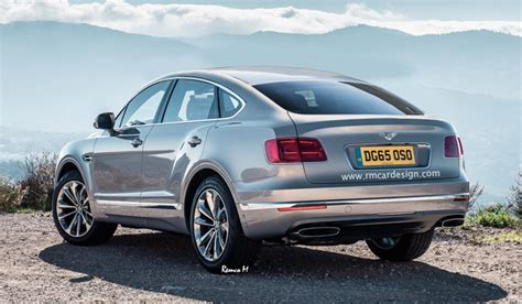 bentley bentayga render rendering bentley bentayga coupe