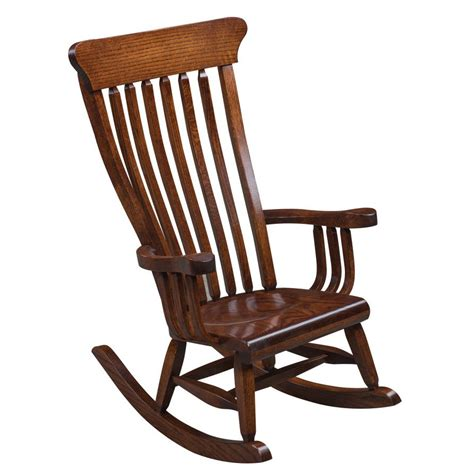 childs recliner rocker old south child s rocker amish crafted furniture