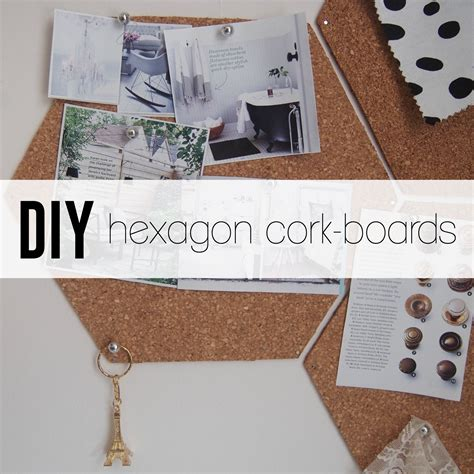 Diy Cork Board Ideas
