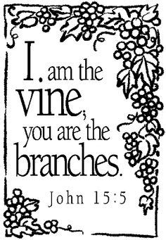 coloring pages jesus is the vine photos bild galeria coloring page i am the vine