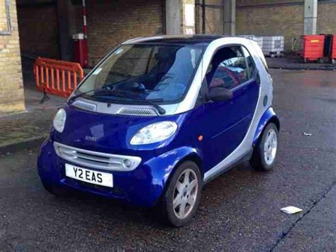 smart car automatic for sale smart car fortwo 2001 left drive automatic
