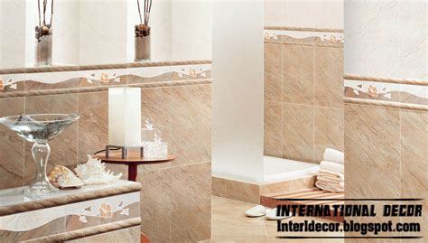 Tile Designs For Bathroom Walls by Classic Wall Tiles Designs Colors Schemes Bathroom
