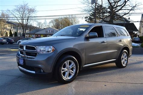 2012 Dodge Durango by 2012 Dodge Durango Sxt City New Auto Corp