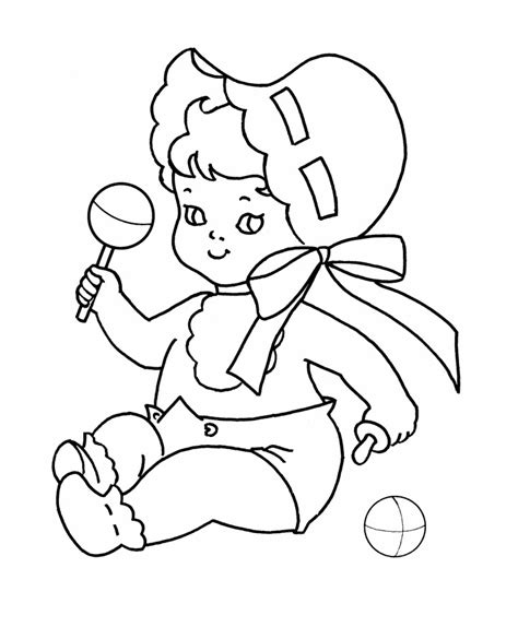 coloring for babies free printable baby coloring pages for
