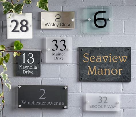 house signs house signs numbers next co uk
