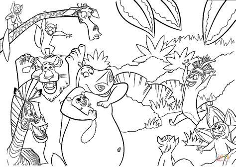 mouse lemur coloring page coloriage sur l 238 le des l 233 murs coloriages 224 imprimer