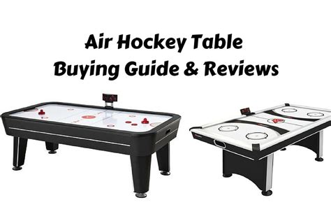 top best air hockey table 2018 buying guide reviews