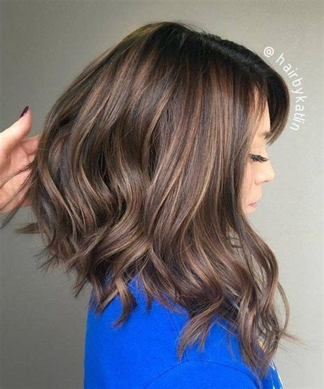lob for thick wavy hair 70 best a line bob hairstyles screaming with class and