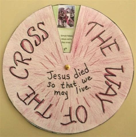 Lenten And Craft Project Ideas