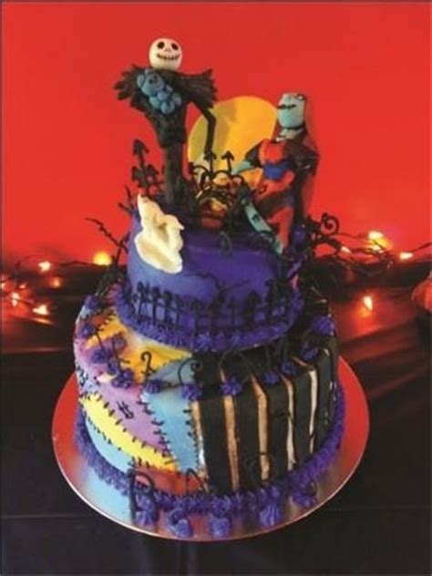 Nightmare Before Baby Shower Cake by 1000 Images About Nightmare Before Baby Shower