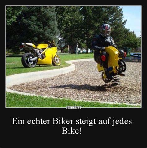 Lustige Motorrad Bilder Fürs Handy by Ein Echter Biker Steigt Auf Jedes Bike Lustige Bilder