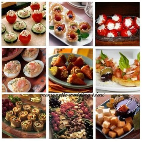 heavy hors d oeuvres great for baby shower food 57 best cake table decoration images on pinterest table