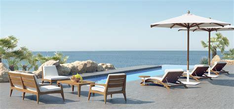 modern style summit outdoor furniture with summit