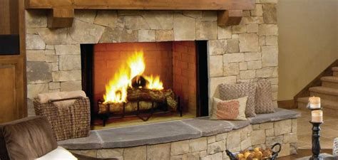 Wood Burning Fireplaces by Biltmore Wood Burning Fireplace