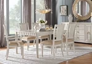 Dining Room Sets Michigan by Cindy Crawford Home Michigan Avenue Cream 5 Pc Rectangle