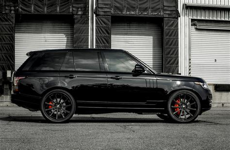 all black range rover range rover all black everything motors