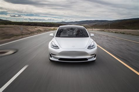 Tesla Front Tesla Model 3 In Depth Exclusive Photos And Analysis