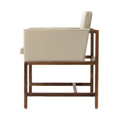 Dining Chair Frames Cb 54 Wood Frame Side Chair Bassamfellows Suite Ny