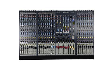 Mixer Allen Heath Gl2800 32 Channel gl2800 allen heath