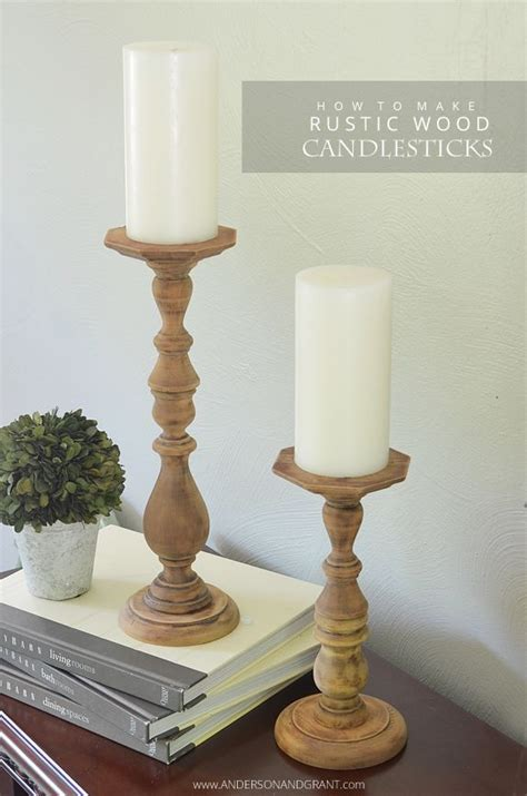 Wall Sconce Candle Holder Best 25 Rustic Candle Holders Ideas On Pinterest Diy