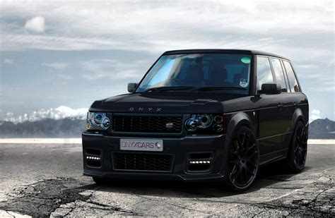 land rover voque onyx range rover vogue car tuning