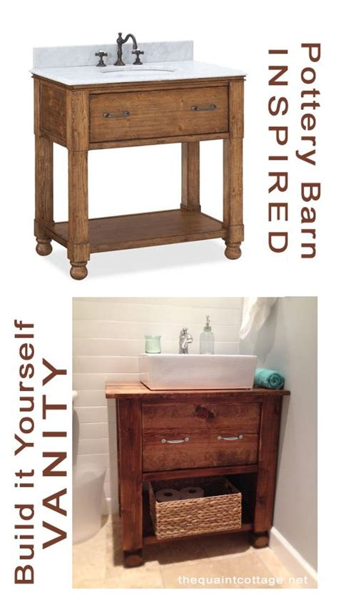 How To Make Your Own Bathroom Vanity Build Your Own Bathroom Vanity Plans Woodworking Projects Plans