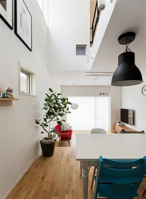 modern interior design showing japanese minimalist style