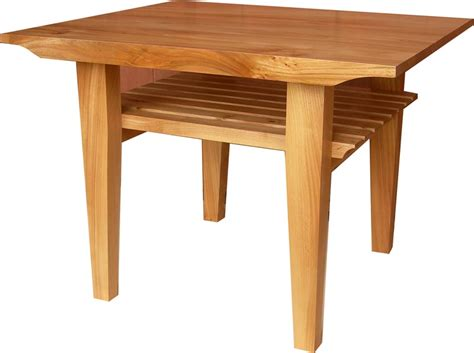 In Table Bespoke Furniture Side Table In Elm Jpg
