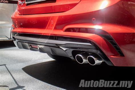 New Hyundai 201 by All New Hyundai Elantra Sport Previewed In M Sia 1 6l