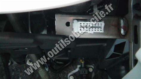 on board diagnostic system 2000 honda accord instrument cluster prise obd2 dans les honda cr z 2010 outils obd facile