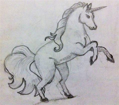 Drawing Unicorns by Majestic Unicorn By Britty159 On Deviantart