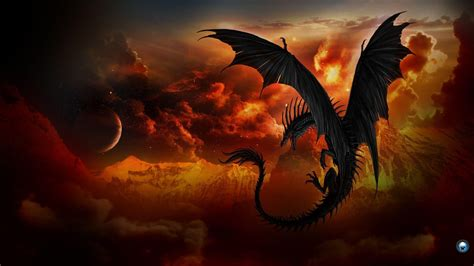 wallpaper dark dragon dragon wallpapers 1080p wallpaper cave