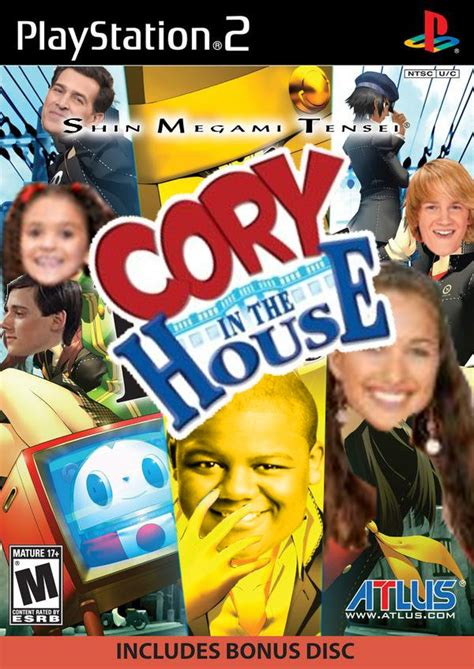 cory in the house game shin megami tensei s cory in the house by psychonautsmaster on deviantart