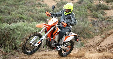 Ktm 500 Exc 2016 Ktm 500exc Dirt Bike Test